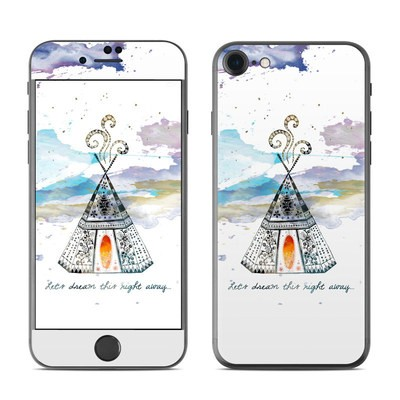 Apple iPhone 7 Skin - Boho Teepee