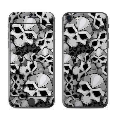 Apple iPhone 7 Skin - Bones