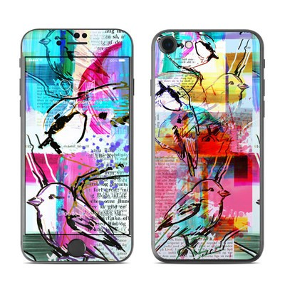 Apple iPhone 7 Skin - Book Birds