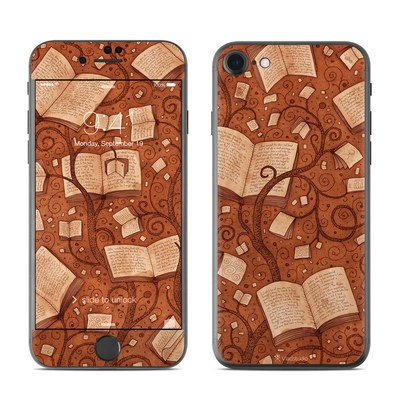 Apple iPhone 7 Skin - Books