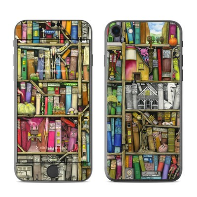 Apple iPhone 7 Skin - Bookshelf