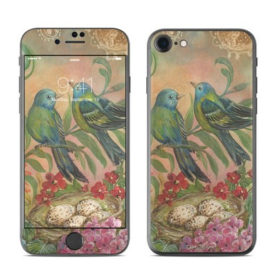 Apple iPhone 7 Skin - Splendid Botanical