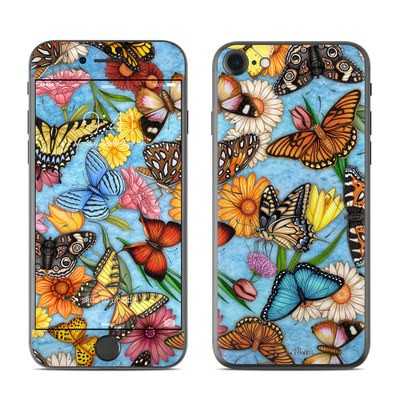 Apple iPhone 7 Skin - Butterfly Land