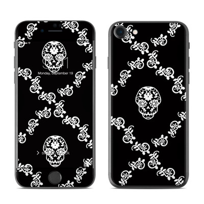 Apple iPhone 7 Skin - Calavera Lattice