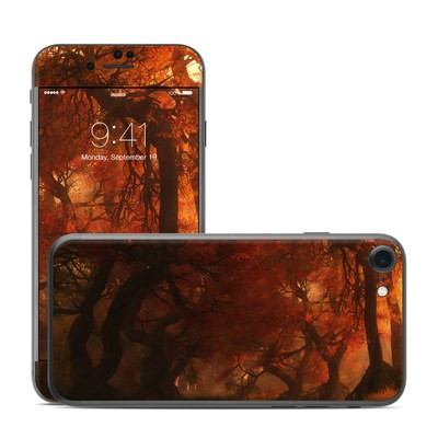 Apple iPhone 7 Skin - Canopy Creek Autumn