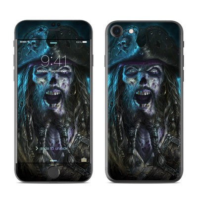 Apple iPhone 7 Skin - Captain Grimbeard