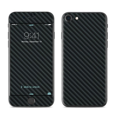 Apple iPhone 7 Skin - Carbon