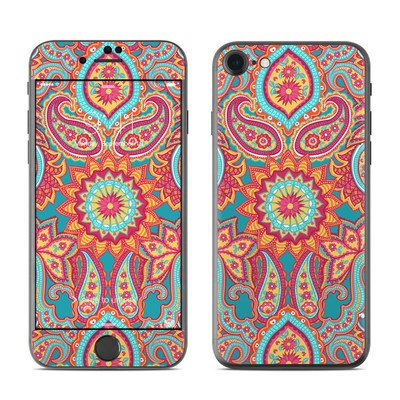 Apple iPhone 7 Skin - Carnival Paisley
