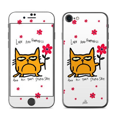 Apple iPhone 7 Skin - Catwad Happy