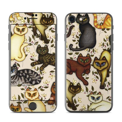 Apple iPhone 7 Skin - Cats