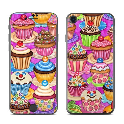 Apple iPhone 7 Skin - Cupcake