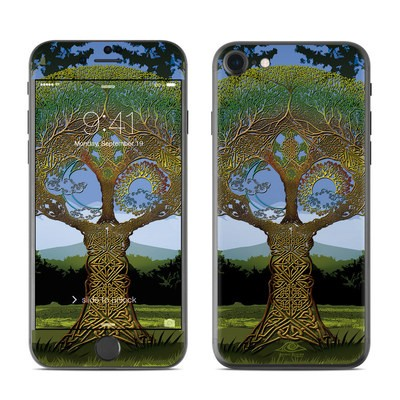 Apple iPhone 7 Skin - Celtic Tree