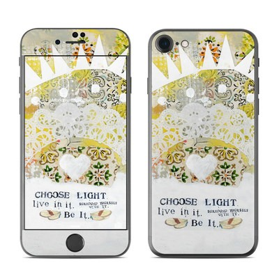 Apple iPhone 7 Skin - Choose Light