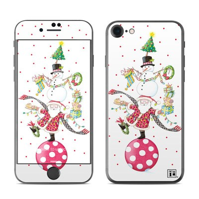 Apple iPhone 7 Skin - Christmas Circus