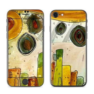 Apple iPhone 7 Skin - City Life