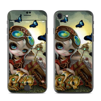 Apple iPhone 7 Skin - Clockwork Dragonling