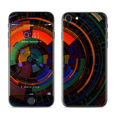 Apple iPhone 7 Skin - Color Wheel
