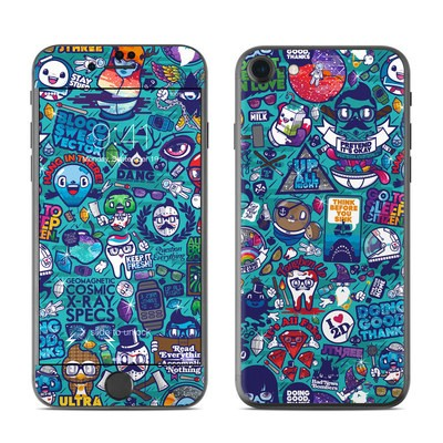 Apple iPhone 7 Skin - Cosmic Ray