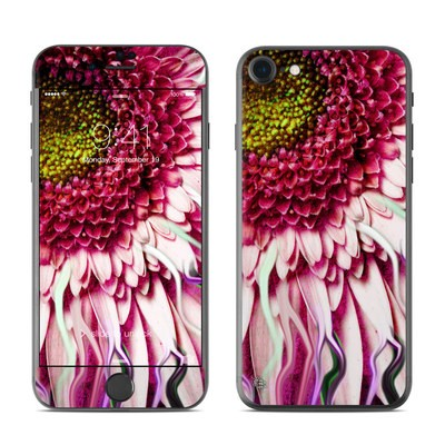 Apple iPhone 7 Skin - Crazy Daisy