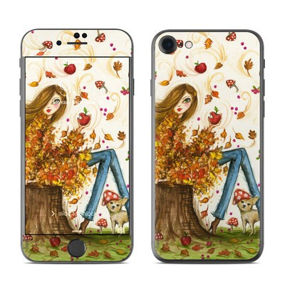 Apple iPhone 7 Skin - Crisp Autumn
