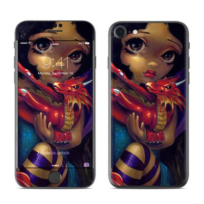 Apple iPhone 7 Skin - Darling Dragonling