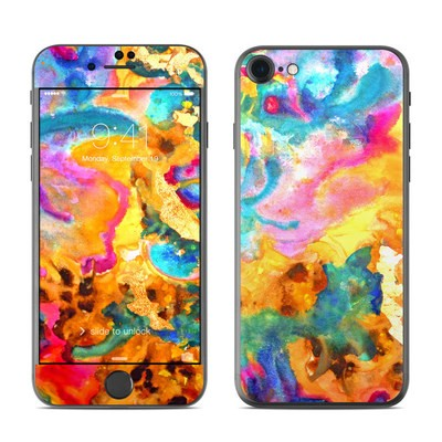 Apple iPhone 7 Skin - Dawn Dance