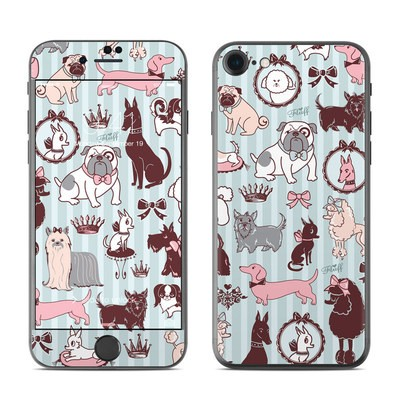 Apple iPhone 7 Skin - Doggy Boudoir