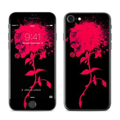 Apple iPhone 7 Skin - Dead Rose