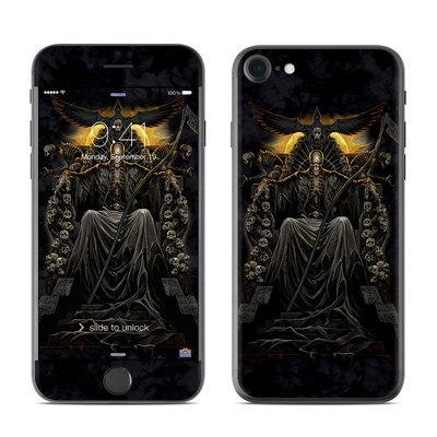 Apple iPhone 7 Skin - Death Throne