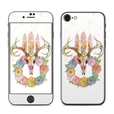 Apple iPhone 7 Skin - Deer Skull