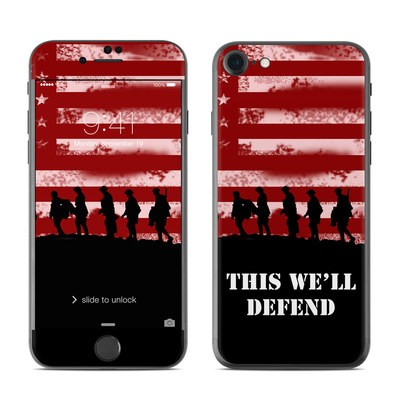 Apple iPhone 7 Skin - Defend