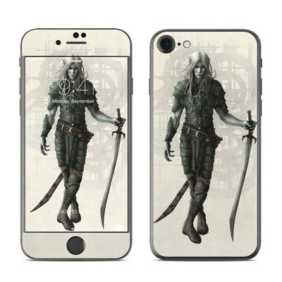 Apple iPhone 7 Skin - Dark Elf
