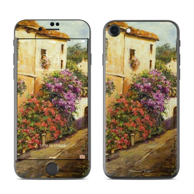 Apple iPhone 7 Skin - Via Del Fiori