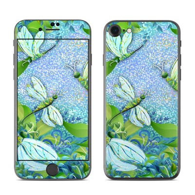 Apple iPhone 7 Skin - Dragonfly Fantasy