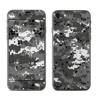 Apple iPhone 7 Skin - Digital Urban Camo