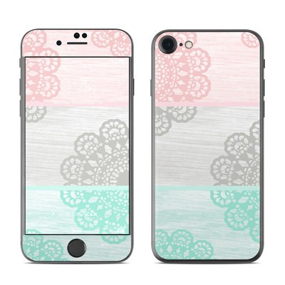 Apple iPhone 7 Skin - Doily