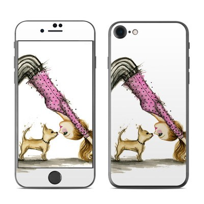 Apple iPhone 7 Skin - Downward Dog
