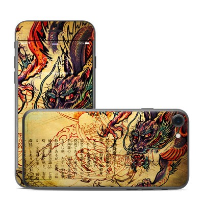 Apple iPhone 7 Skin - Dragon Legend