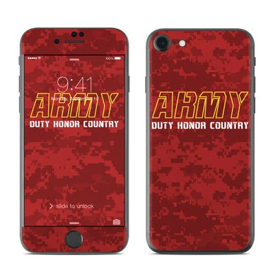 Apple iPhone 7 Skin - Duty and Honor
