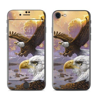 Apple iPhone 7 Skin - Eagle