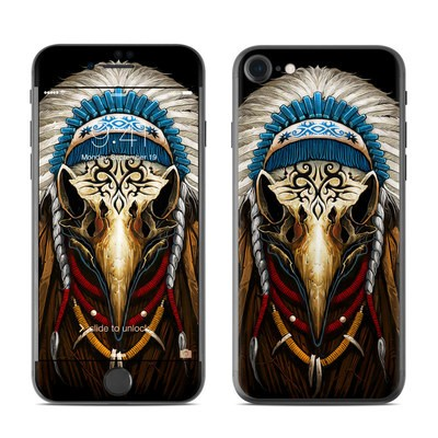 Apple iPhone 7 Skin - Eagle Skull