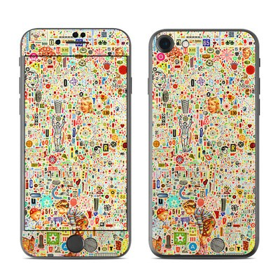 Apple iPhone 7 Skin - Effloresce