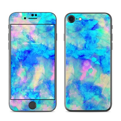 Apple iPhone 7 Skin - Electrify Ice Blue