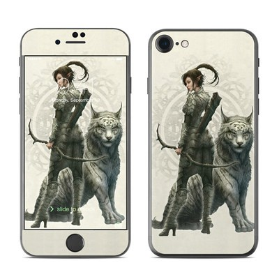 Apple iPhone 7 Skin - Half Elf Girl