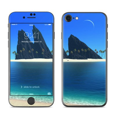 Apple iPhone 7 Skin - Endless Blue