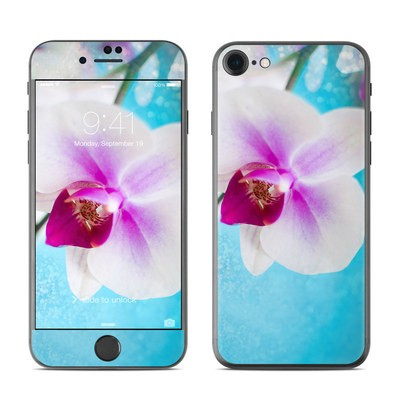 Apple iPhone 7 Skin - Eva's Flower