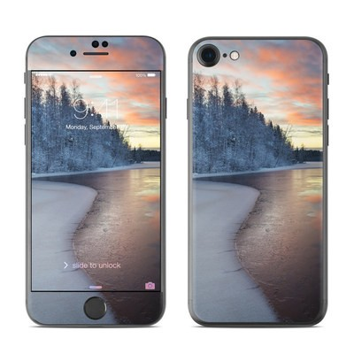 Apple iPhone 7 Skin - Evening Snow