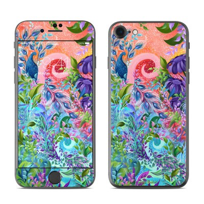 Apple iPhone 7 Skin - Fantasy Garden