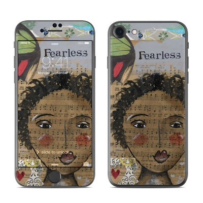 Apple iPhone 7 Skin - Fearless Heart