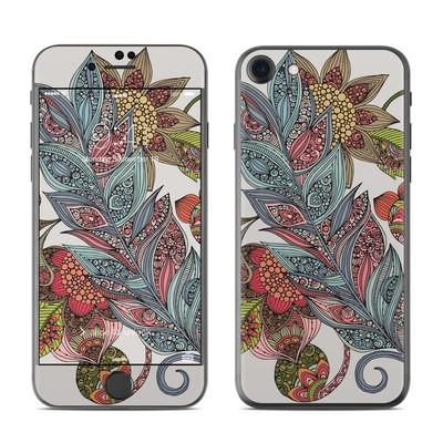 Apple iPhone 7 Skin - Feather Flower